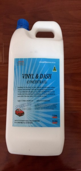 Vinyl Concentrate 5Lt