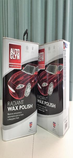AutoGlym Radiant Wax 5Lt