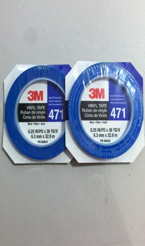 3M Fine Line Tape 6.3mmx33m