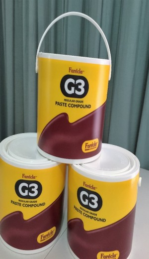 Farecla G3 Paste Compound 3kg