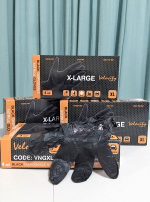 Gloves Disposable Latex 100pcs/box