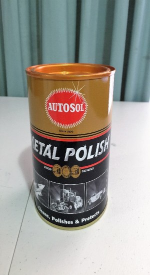 AutoSol Metal Polish Tin 1kg